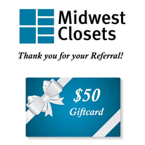 Referral Gift Card